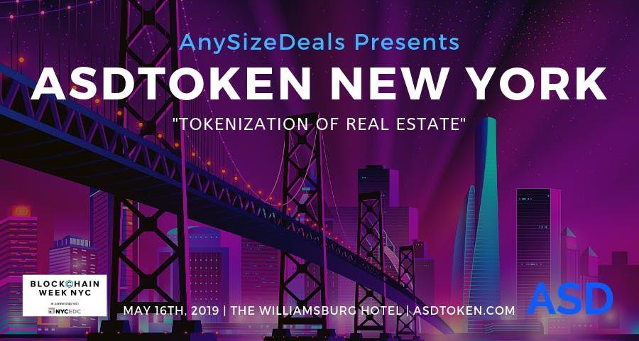 ASDToken New York - Real Estate Tokenization