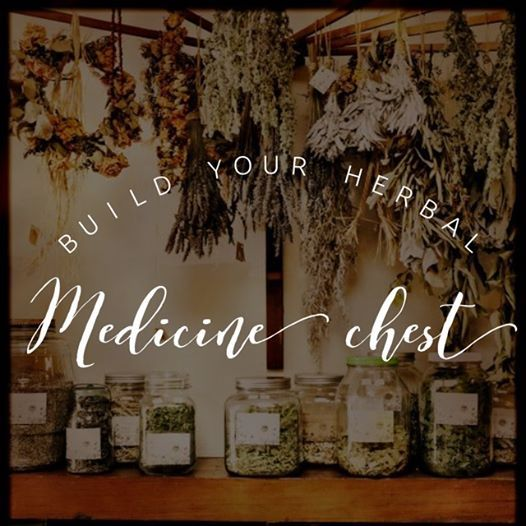 Build Your Herbal Medicine Chest