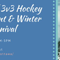 Hockey Tournament &amp Winter Carnival for Charity