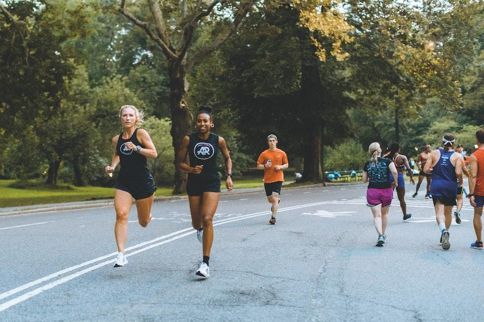 Healthy Relationships with adidas Womens Runners