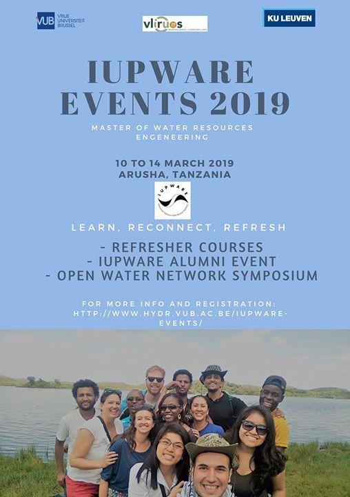 IUPWARE Events 2019