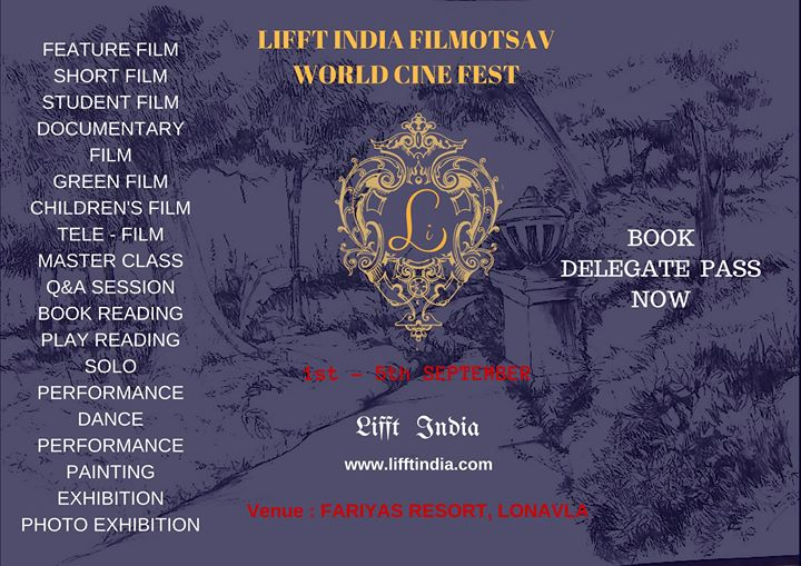 Lifft India Awards & Filmotsav