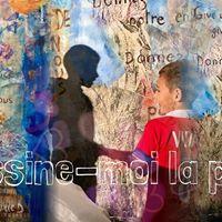 Inauguration de la Fresque Dessine-moi la Paix