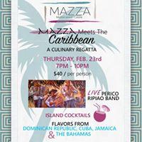 Mazza Meets The Caribbean - A Culinary Regatta