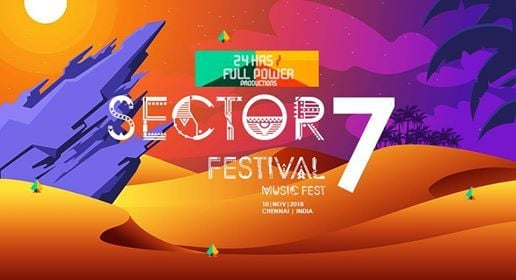 Sector 7 Festival Ft. Pettra