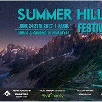 Summer Hills Festival - Kasol