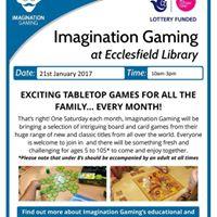 Imagination Gaming January