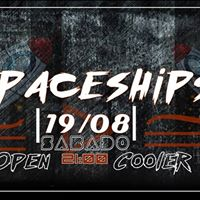 SpaceShips  Open Cooler (Warm up Harmony)