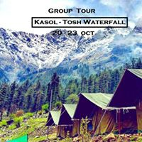 Parvati Valley - Group Tour on 20th October (Friday)