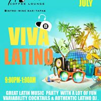 Viva Latino Fiesta Night
