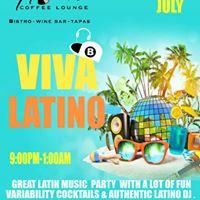 Viva Latino Fiesta Night