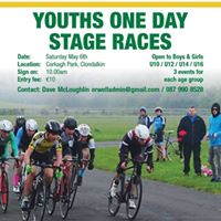 Scott Orwell Wheelers Youth One Day Stage Races 2017