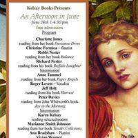 Kelsay Books Hemet Event