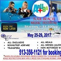 Aruba Soul Beach Festival