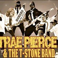 Trae Pierce &amp The T-Stone Band