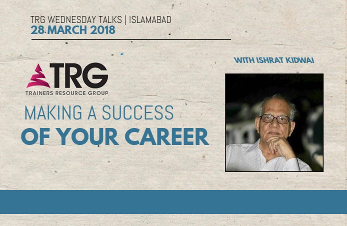 Making a Success of Your Career with Ishrat Kidwai