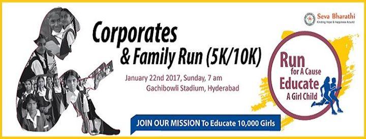 Seva Bharathi 5k10k Run