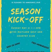 Season Kick-Off