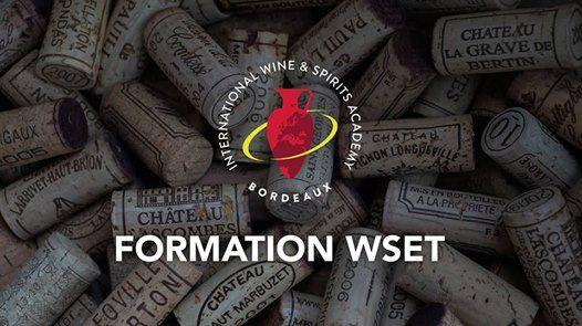 Formation WSET - Niveau 2 en vins et spiritueux - Session Mars
