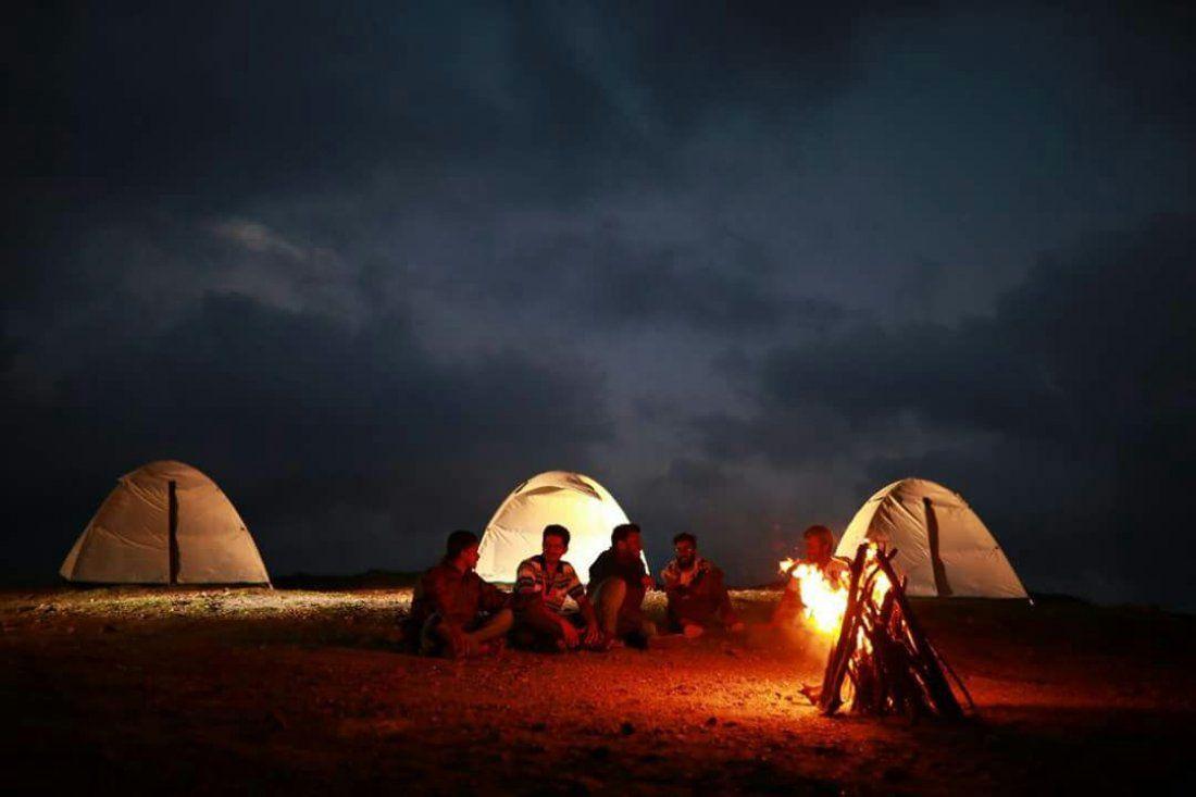 camping at kotagiri new year event near bangalore