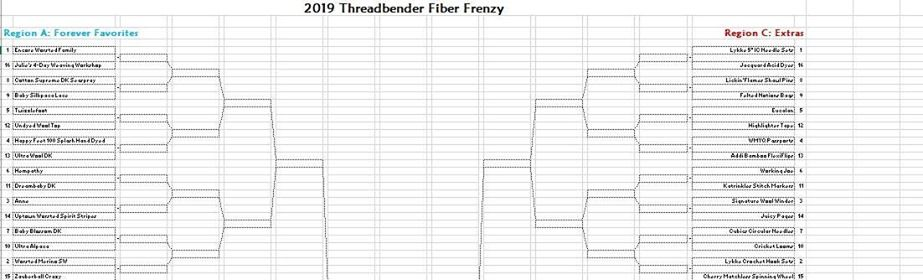 2019 Threadbender Fiber Frenzy
