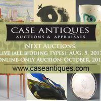 Summer Case Antiques Auction