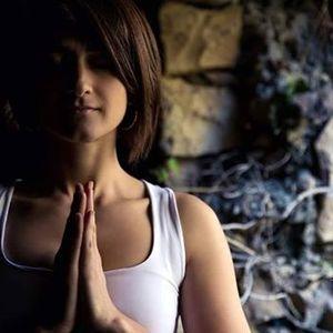 Hatha Yoga classes with Maya Fayad