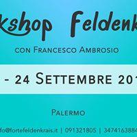 Workshop Feldenkrais con Francesco Ambrosio