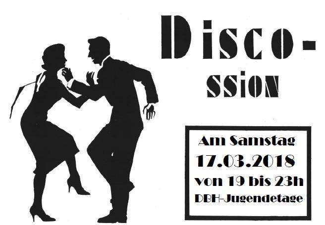Disco Ssion Im Dbh Trier