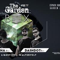 2804 - The Garden Box - Dashdot Aninha Liquefied
