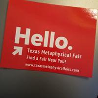 The Texas Metaphysical Fair in Round Rock Texas