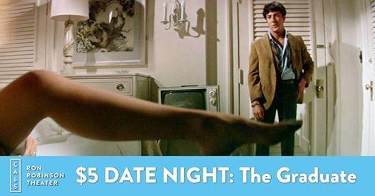 5 Date Night The Graduate (1967 PG)