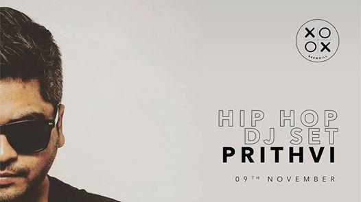 DJ Prithvi at XOOX