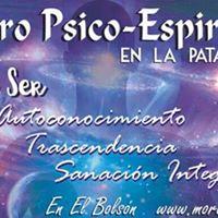 Retiro PsicoEspiritual Sinrgico en Patagonia