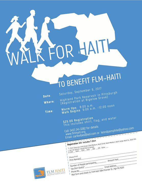 Walk for Haiti