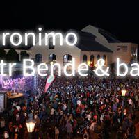 Lto v Prazdroji Geronimo a Petr Bende &amp band