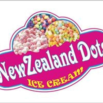 New zealand dots ice cream