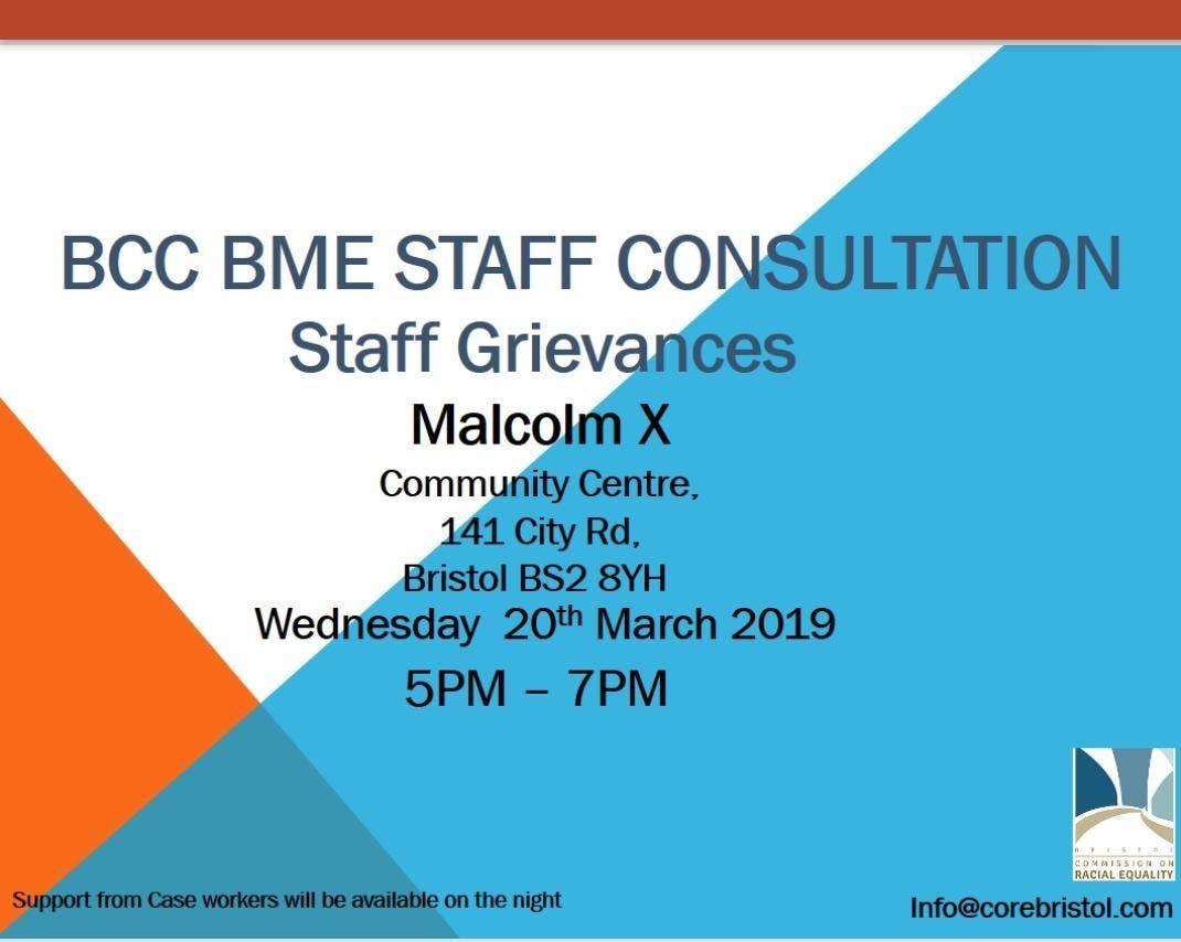 CoRE BCC Consultation