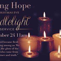 Rising Hope Christmas Eve Service