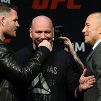 UFC217 Bisping vs. St-Pierre