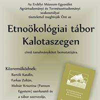Etnokolgiai tbor Kalotaszegen - knyvbemutat