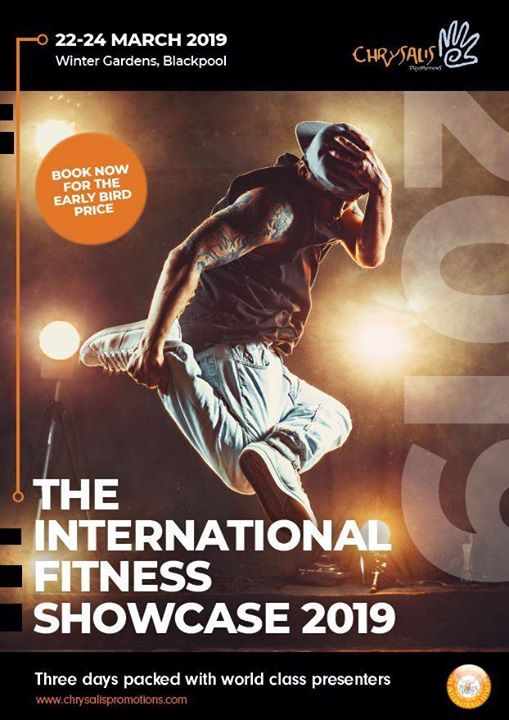 The International Fitness Showcase 2019