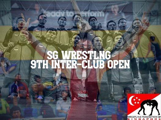 SG Wrestling 9th Inter-Club Open