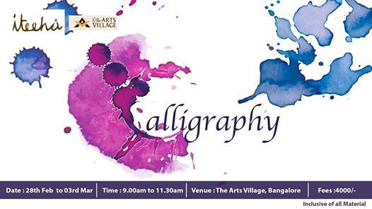 Basic Calligraphy Course