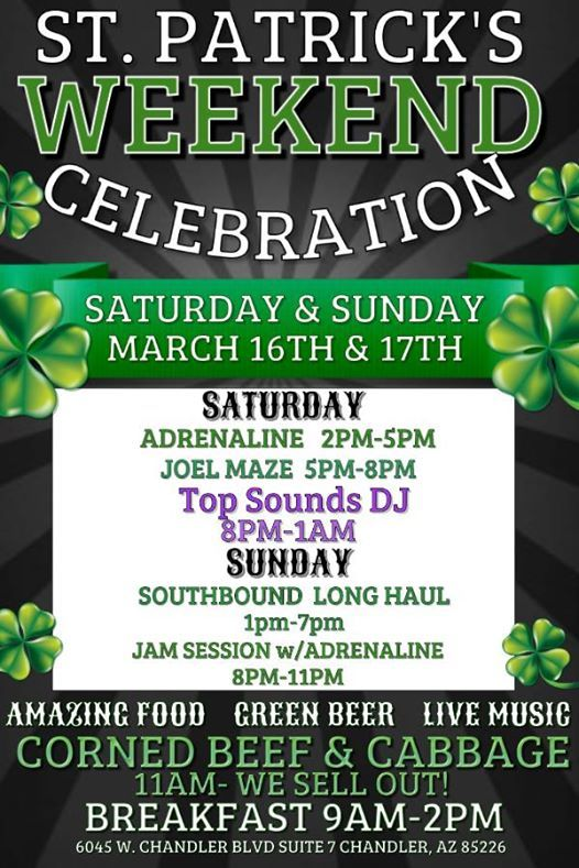St. Patricks Celebration