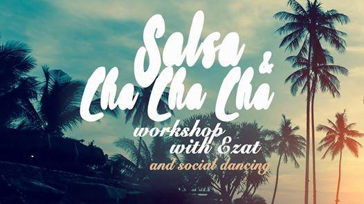 Salsa & Cha Cha Cha for beginners & Social Dancing