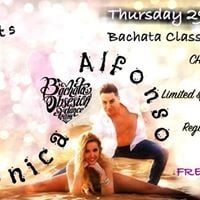Wolfsday - Special Bachata Workshops with Alfonso and Mnica