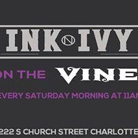 Yoga on the VINE- at Ink N Ivy October 21