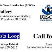 CALL for ART The Artists Loop Memory Quilt-Collage Exhibit