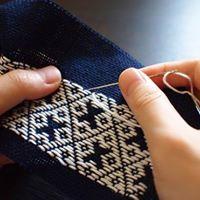 Kogin Zashi - Japanese Embroidery Workshop